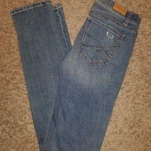 LN Aeropostale Skinny Jeans 0